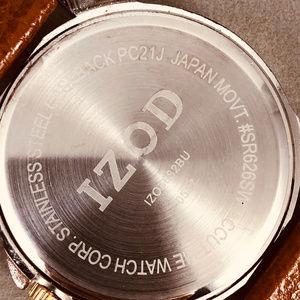 Izod Accessories - Vintage Izod Watch Mans Watch